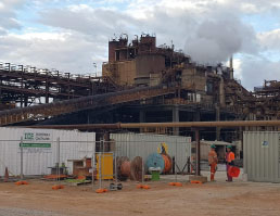 Sa Bhp Smelter Campaign Maintenance Scm17 Ice